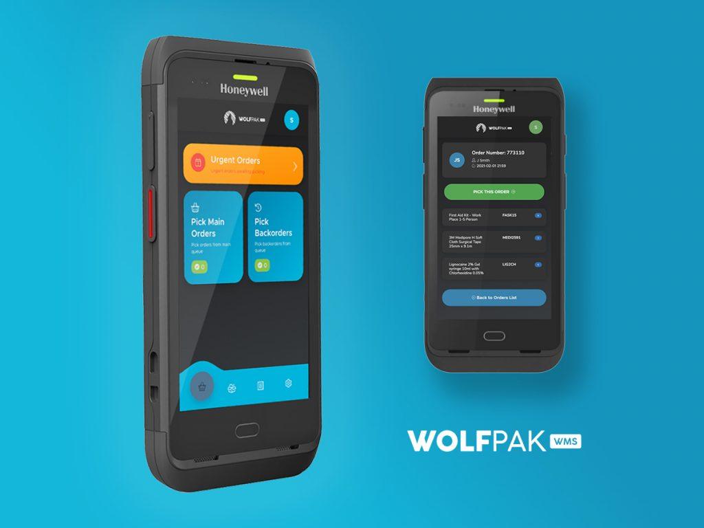 WolfPak Warehouse Management Software